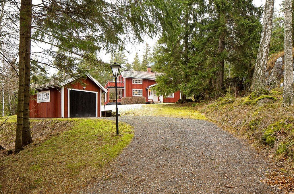 Silverviksvägen, Stora Forsa, Askersund